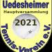 Hauptversammlung 2021 UeTV